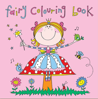 Fairy Colouring Book