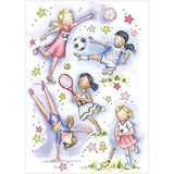 """Kids Collection"" - Multipack of 15 cards ($17 per card)"