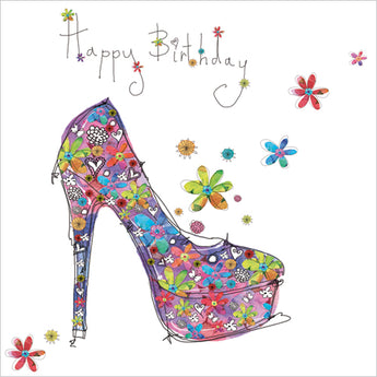 Birthday Shoe