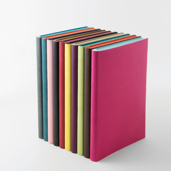 Signature Lined Notebook - A6 size (10 colours)