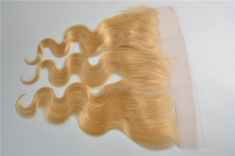 Daisy Blonde Lace Frontals
