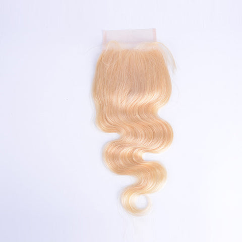 Daisy Blonde Lace Closures