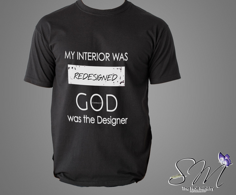 MEN'S REDESIGNED TSHIRT