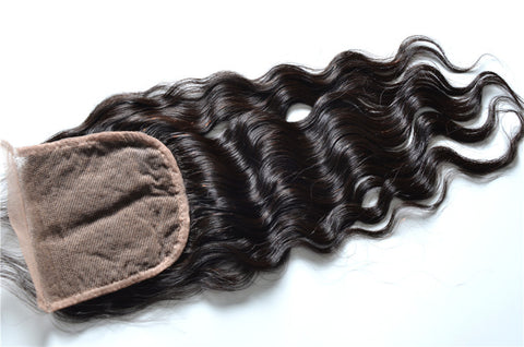 5X5 Lace Closures