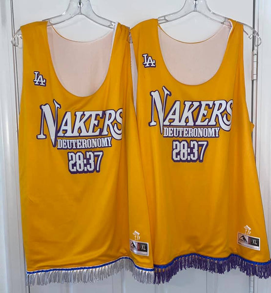 NAKERS BBALL JERSEY