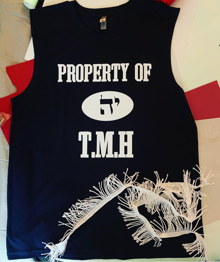 MUSCLE PROPERTY OF T.M.H
