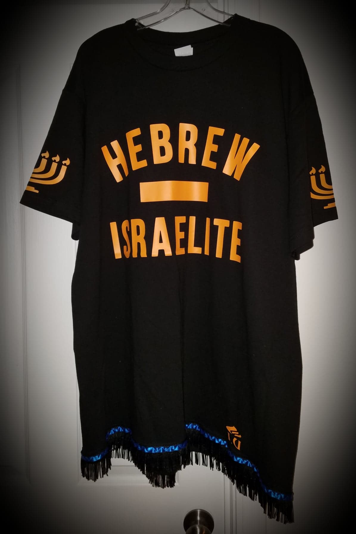 HEBREW GOLD