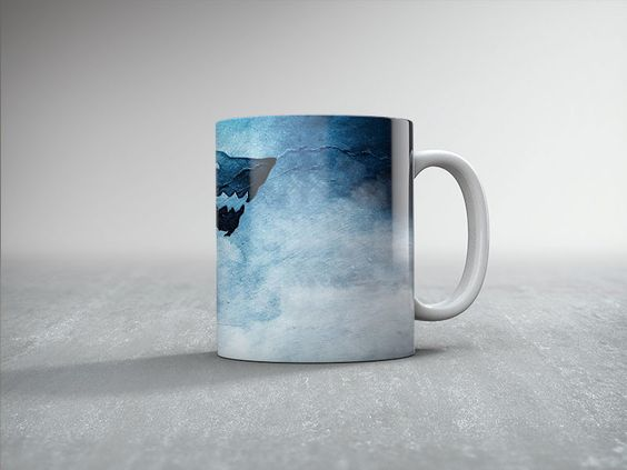 Game of Thrones House Of Stark Coffee Mug