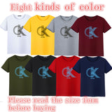 Calvin Klein Printed Super Smooth T-Shirt