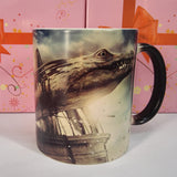 Harry Potter New Arrival Color Change Magic Mugs