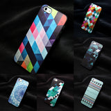 Printed Hard Black iPhone Back Covers For Various iPhone Devices - 10DollarCart
