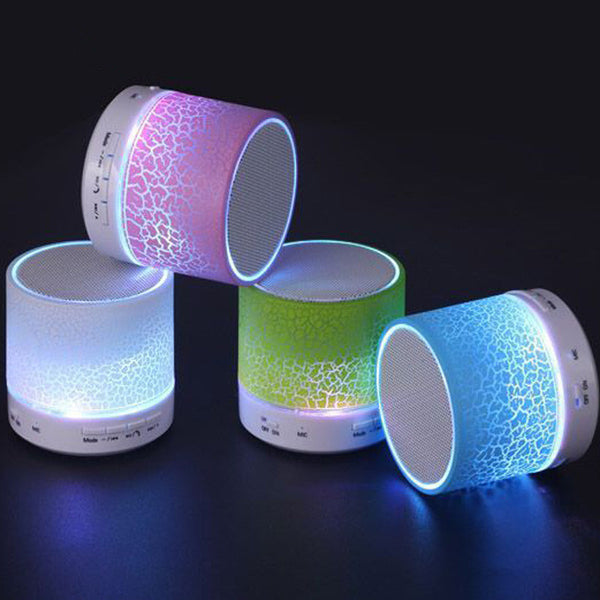 LED Portable Mini Wireless Bluetooth Speakers - 10DollarCart