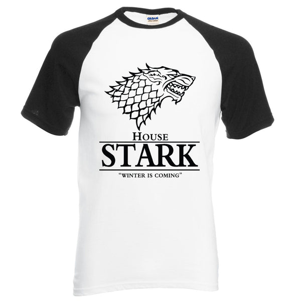 Game Of Thrones House Stark- Winter Is Coming T-Shirt