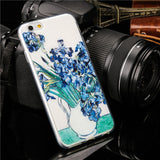 Fashion 3D watercolour drawing iPhone case - 10DollarCart