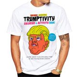 High Quality Donald Trump Graphic Super Smooth Fabric T-Shirts