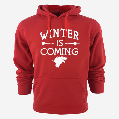 Game Of Thrones Winter is Coming Hoodie for Mens