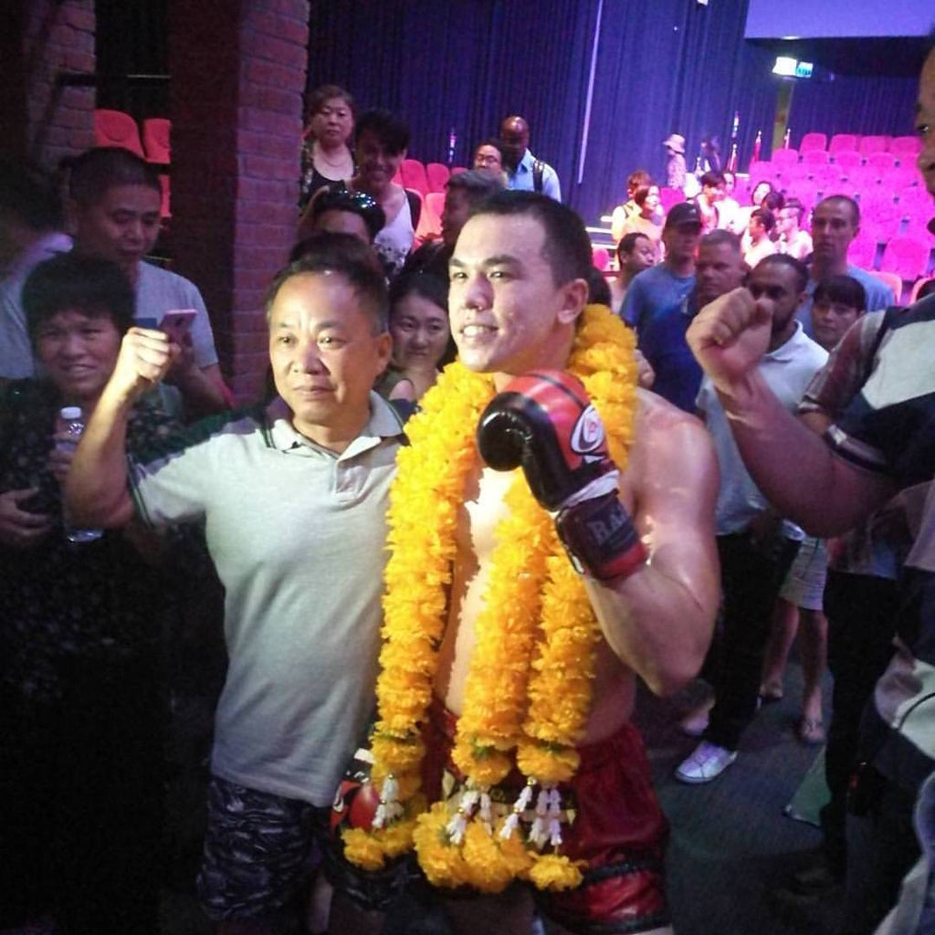 Having Your First Muay Thai Fight in Bangkok, Thailand