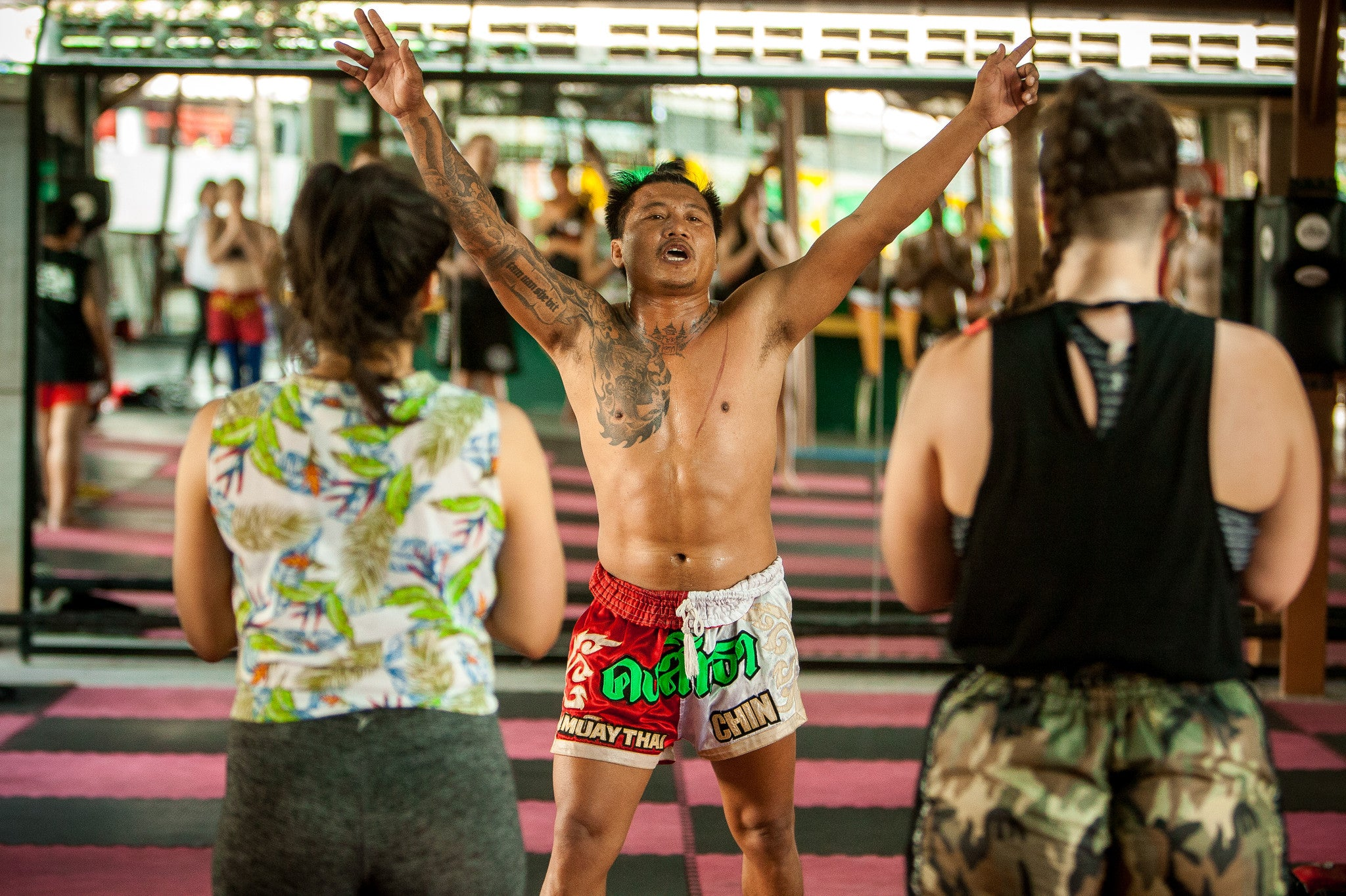 Experience Thailand With a Muay Thai Vacation