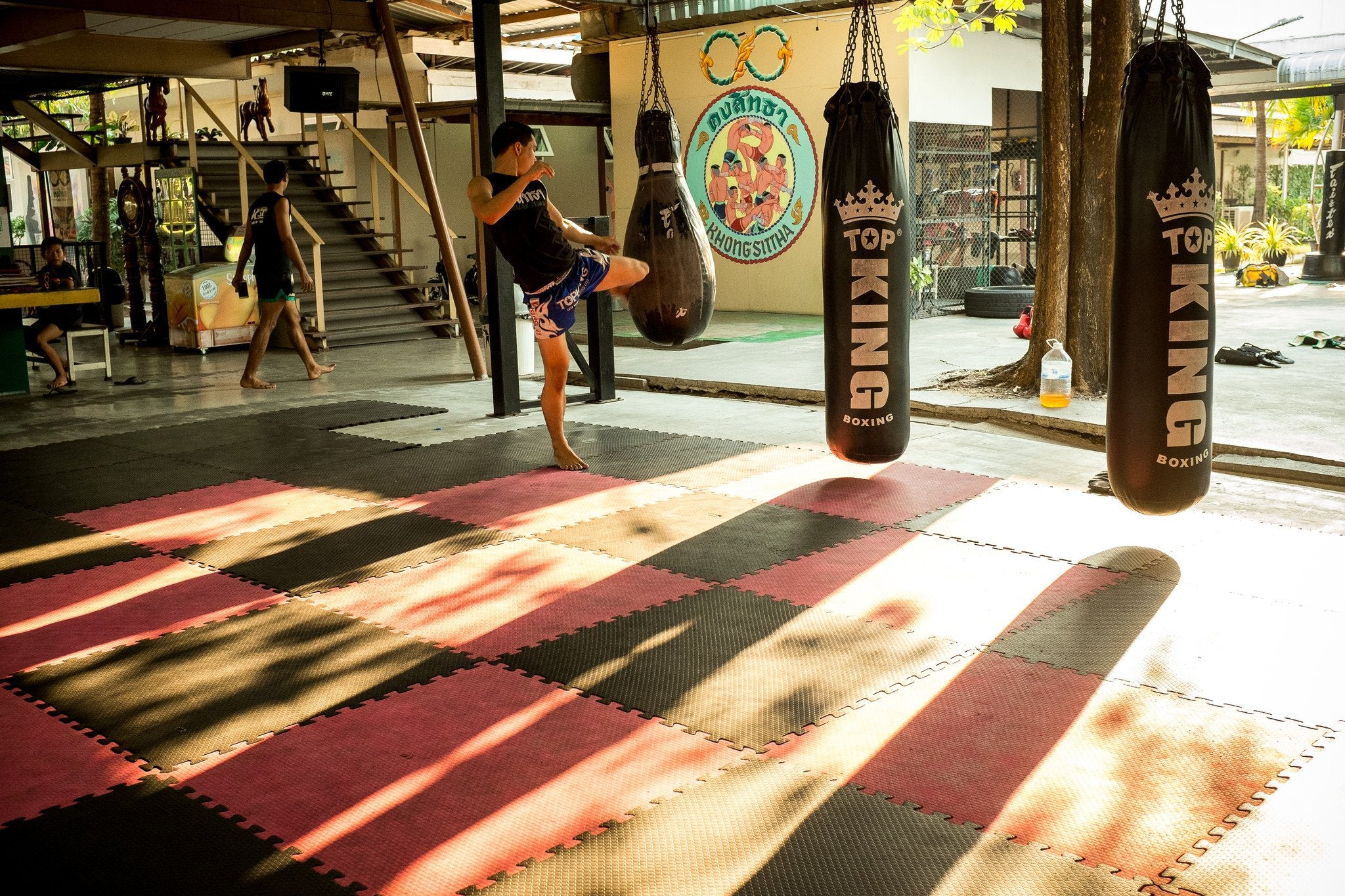 Common Muay Thai Routines When Training in Thailand: Part I