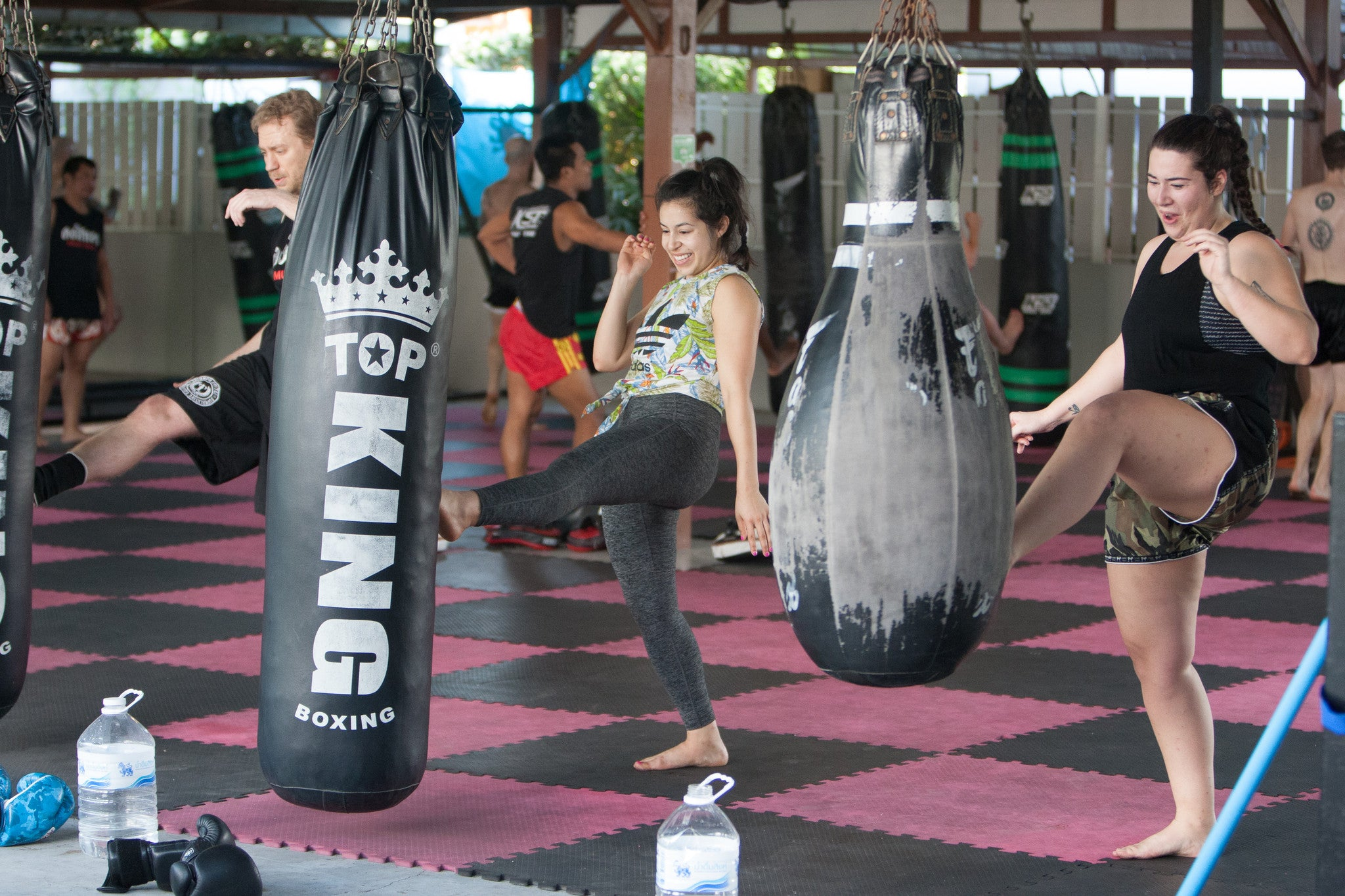 How to Find the Right Bangkok Muay Thai Gym for You
