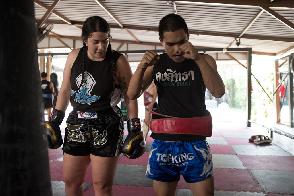 Whether You're Training to Fight or Not, Muay Thai is Valuable Knowledge