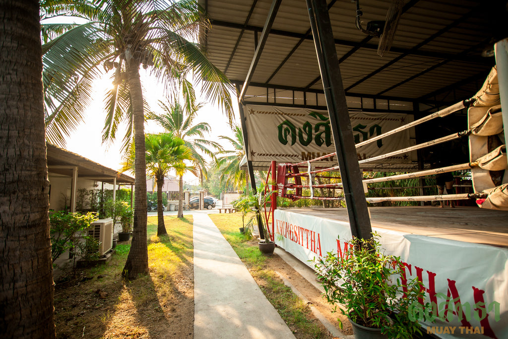 Not Your Typical Thailand Muay Thai Vacation