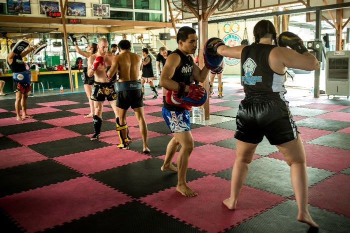 7 Amazing Benefits You Will End Up Getting When You Train Muay Thai