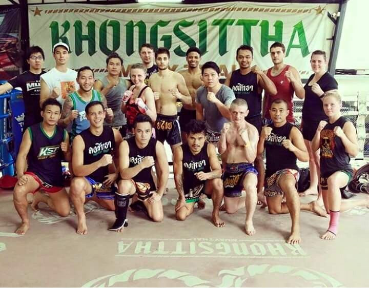 Khongsittha's Muay Thai Fight Camp: July