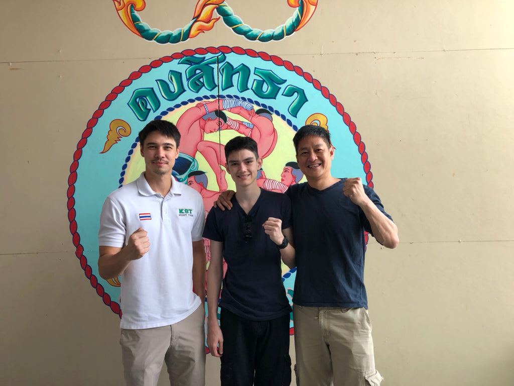 A Father and Son Getaway to Thailand
