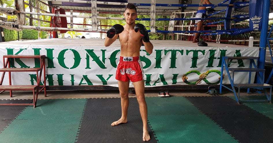 Muay Thai Fighter in Thailand: The Story of Richi Alvarez