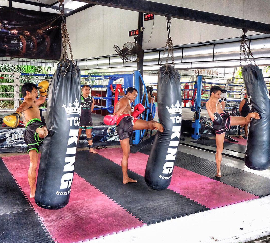 Why Camp Life at Khongsittha Muay Thai is a Unique Experience