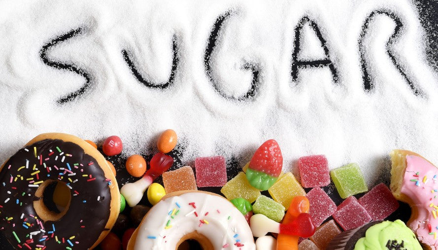 Sugar is Affecting Your Diet for Muay Thai!