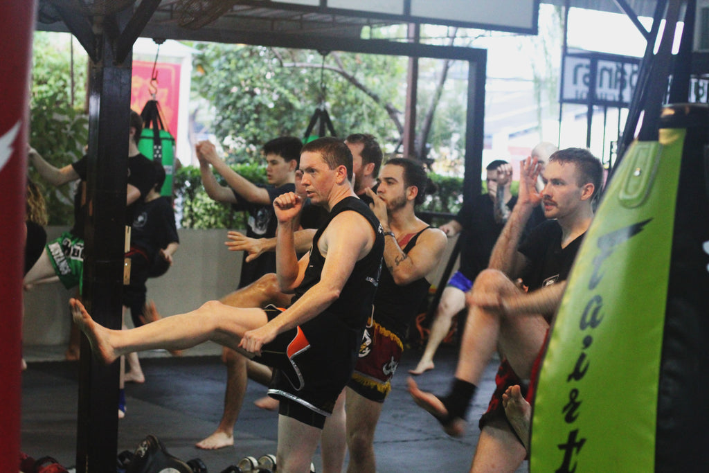 Khongsittha Hosts Ajarn Chai and the WTBA With a Two Day Intensive Muay Thai Camp