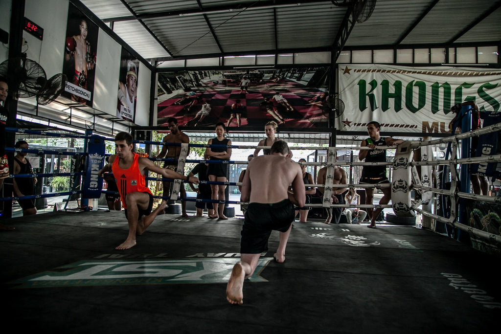 The Tradition of Wai Khru in Muay Thai