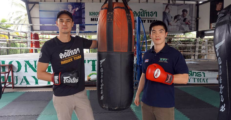 The Story Behind Khongsittha, Meet the Creators of Our Muay Thai Gym
