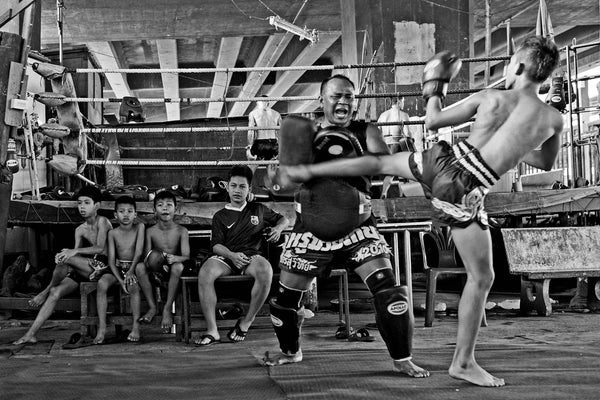Old School Muay Thai