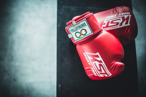KST Muay Thai Gloves