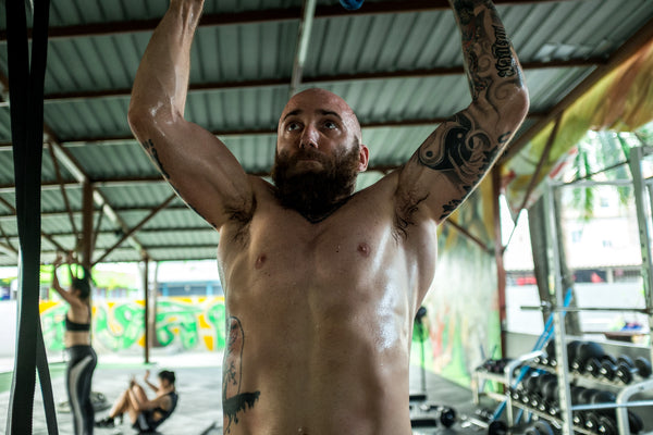 Strength Training in Muay Thai
