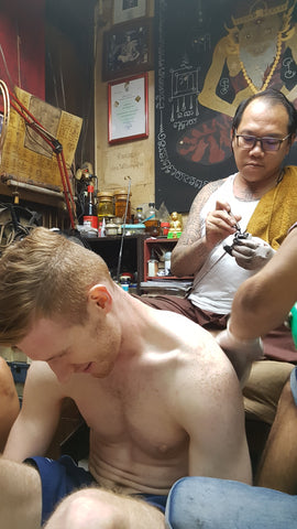Sak Yant Thai Tattoo-3