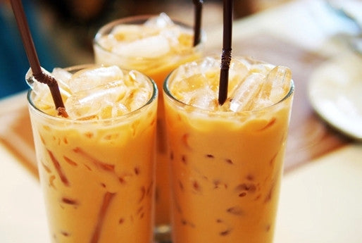 Thai Style Iced Tea is tasty but not healthy