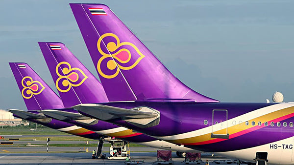 Thai Airways is a Great Airline to Take to Thailand