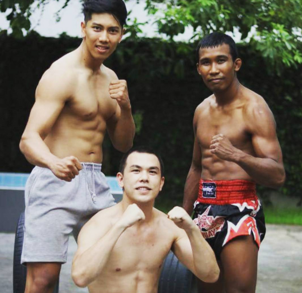 Muay Thai Muscle