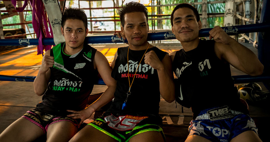 Muay Thai trainers Bangkok coach
