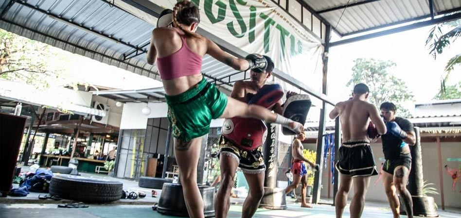 Train Muay Thai in Bangkok