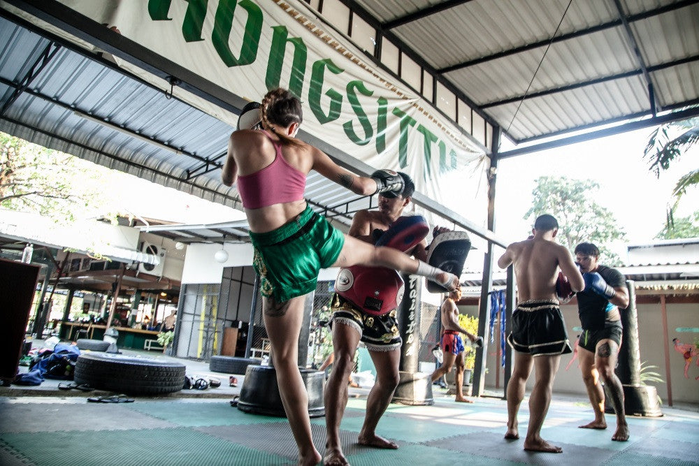 Muay Thai Training in Bangkok - Weekly Package