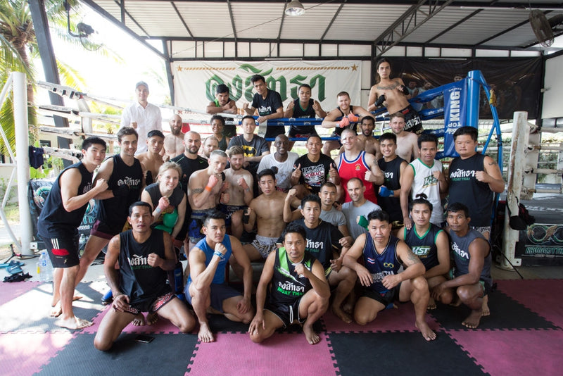 Nak Muay Nation - Training Camp