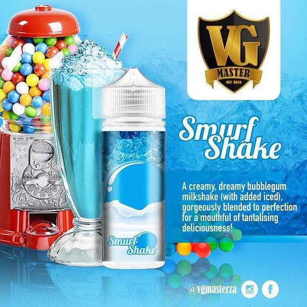 Smurf Shake - 120ml - 2mg by VG Master