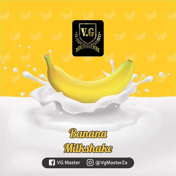 Banana Milkshake - 120ml - 2mg by VG Master