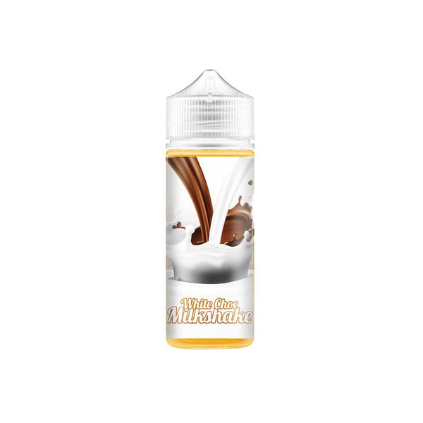 White Chocolate Milkshake - 120ml - 2mg by VG Master