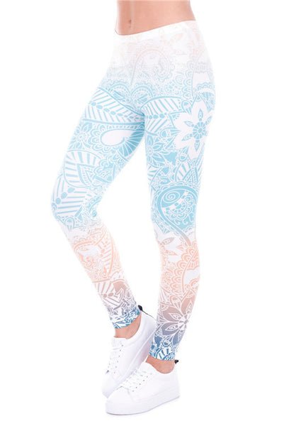 Secret Garden Ombre Leggings